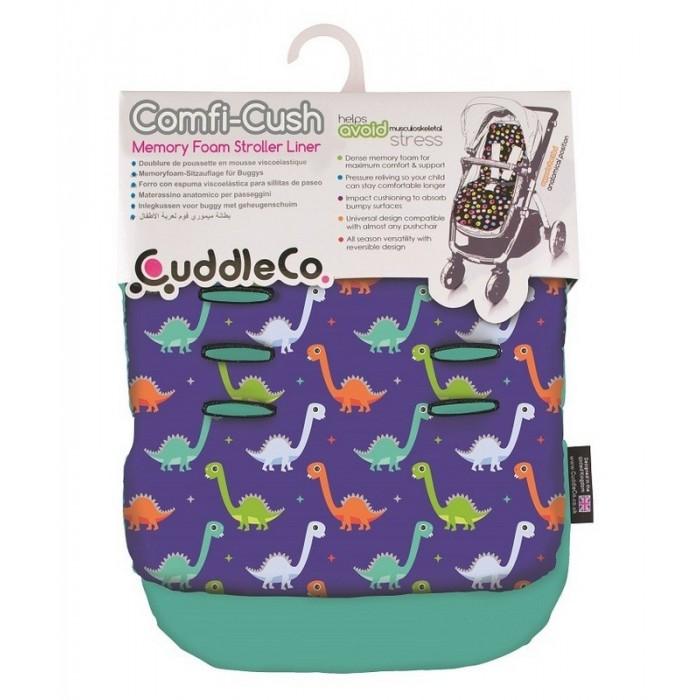 CuddleCo Wkładka Do Wózka Comfi-Cush dinozaury
