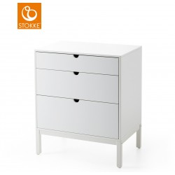 Komoda Home STOKKE White