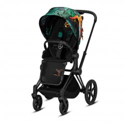 Cybex Priam 2.0 Spacerówka Matt/Black Birds Of Paradise