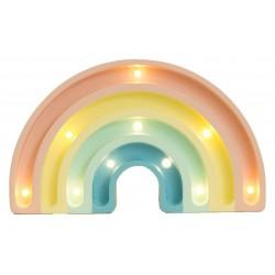 Lampa Little Lights tęcza mini pastelowa