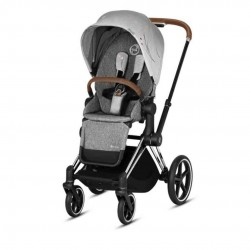Cybex Priam 2.0 Spacerówka Koi Crystallized Chrome/Brown
