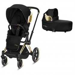 Cybex Priam 2.0 2w1 Jeremy Scott black