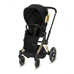 Cybex Priam 2.0 Spacerówka Jeremy Scott black