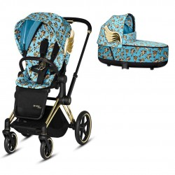 Cybex Priam 2.0 2w1 Cherub Blue