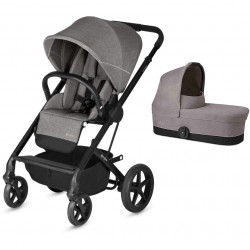 Cybex Balios S 2w1 manhattan grey