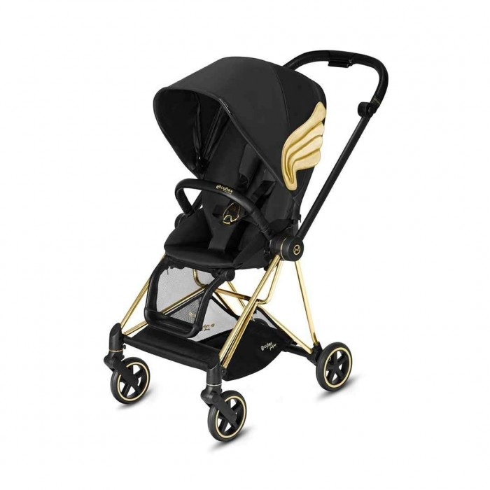 Cybex Mios Spacerówka Jeremy Scott black