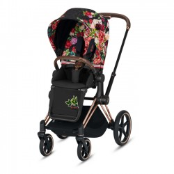 Cybex Priam 2.0 Spacerówka Spring Blossom Dark