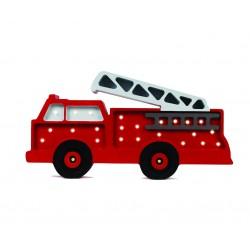 Lampa Little Lights wóz strażacki
