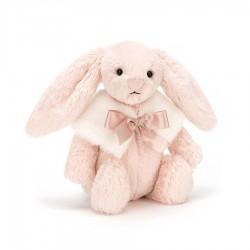 Króliczek Bashful Blush Snow Bunny