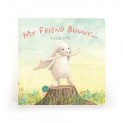 Książeczka My Friend Bunny Book