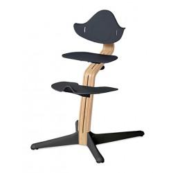 Krzesełko Nomi whiteoak/anthracite