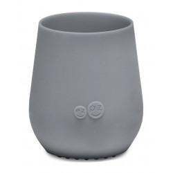 EZPZ Silikonowy Kubek Tiny Cup szary