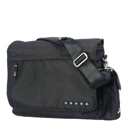 Ju Ju Be Torba Messenger Black/Silver