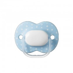 Tommee Tippee Smoczek Little London 0-6m 2 szt. blue