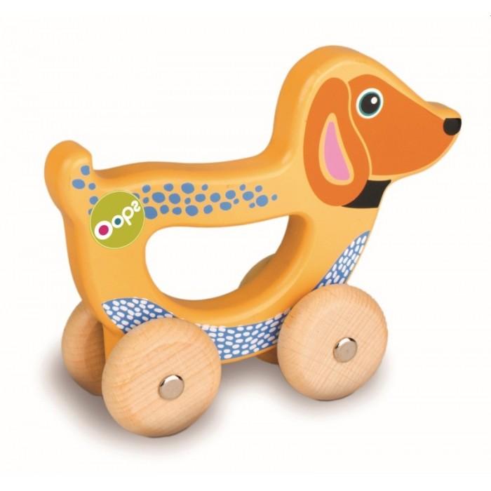 Oops Easy-Go Zabawka Na Kółkach Pies