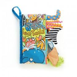 Książeczka Sea Life Jellycat