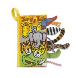 Książeczka Jungly Tails Jellycat
