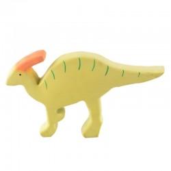 Zabawka gryzak Dinozaur Baby Parasaurolo