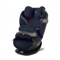 Fotelik Cybex Pallas S-fix 2020 navy blue