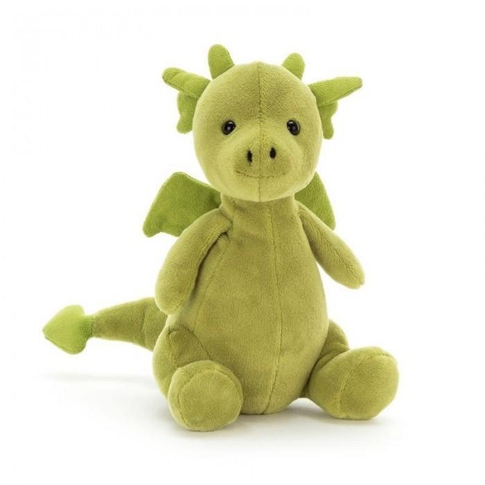 Puff Smok Zielony Jellycat