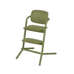 Krzesełko Cybex Lemo Wood Outback Green