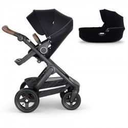 Trailz 2w1 STOKKE Black/Black