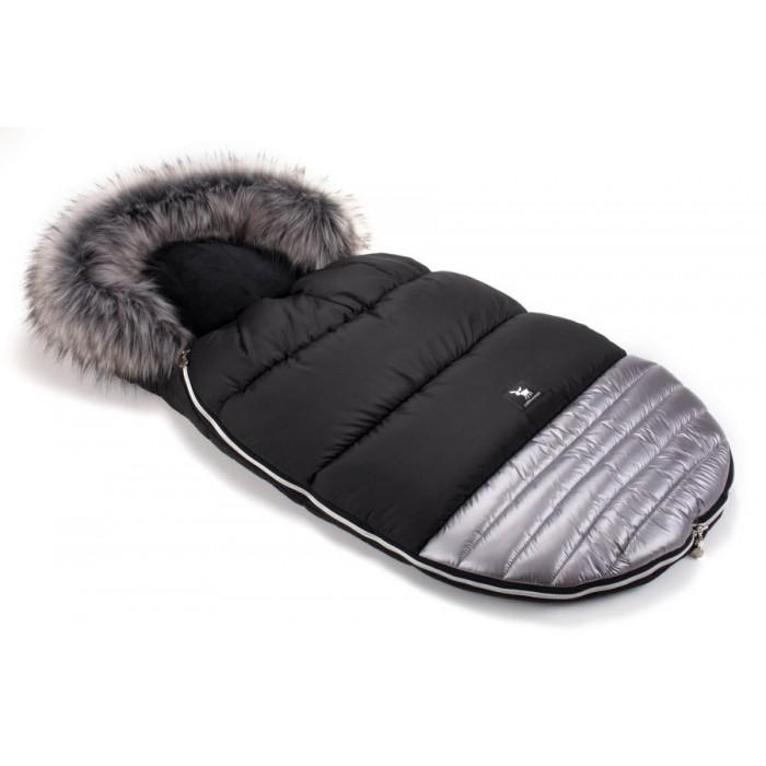 Cottonmoose Śpiwór Moose Shine czarno/srebrny