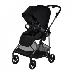 Spacerówka Cybex Melio Carbon Deep Black
