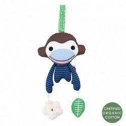 Franck Fischer Zabawka niebieska małpka Asger