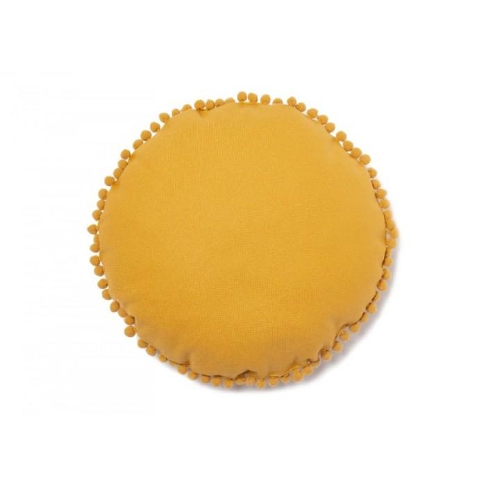 Poduszka Nobodinoz Sunny farniente yellow