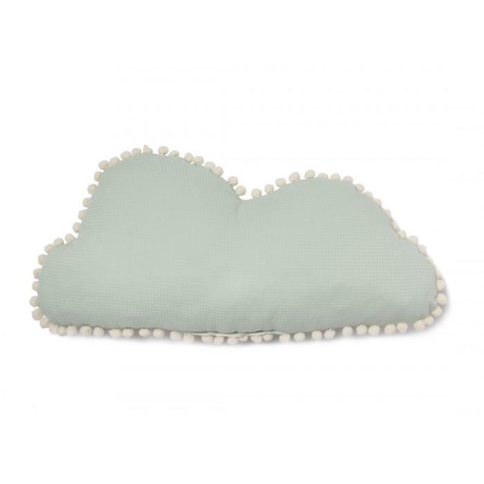 Poduszka Nobodinoz Cloud aqua