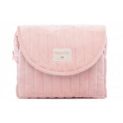 Kosmetyczka Savanna Velvet Bloom Pink