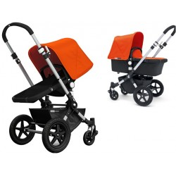 Bugaboo Cameleon 3 ALU Dark Grey ORANGE