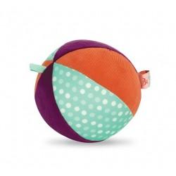 Piłka sensoryczna z dzwoneczkiem