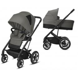 Cybex Talos S LUX 2w1 2020 BLK - Soho Grey