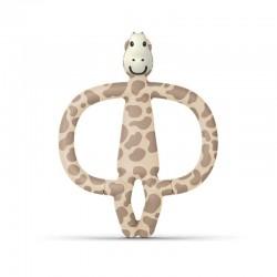 Matchstick Monkey Gryzak Masujący ze Szczoteczką Animals Żyrafa