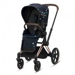 Cybex Priam 2.0 Spacerówka Jewels of Nature - Rose Gold