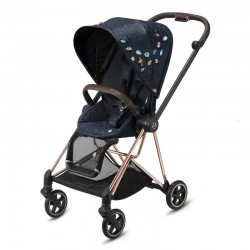 Cybex Mios Spacerówka Jewels of Nature - Rose Gold