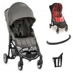 Baby Jogger City Mini Zip Black