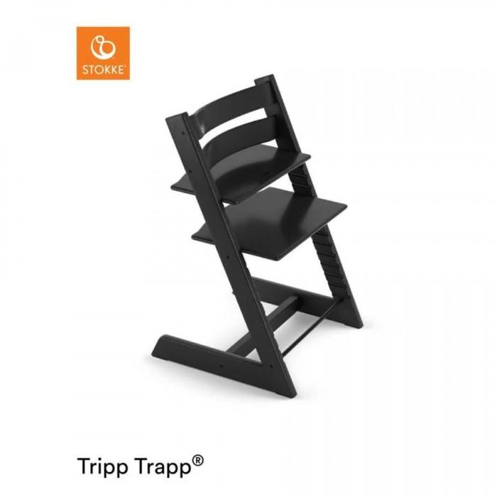 Krzesełko Tripp Trapp STOKKE Black