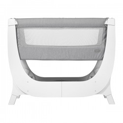 Shnuggle Łóżeczko Dostawne AIR Bedside Crib Dove