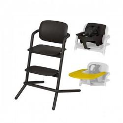 Krzesełko + BabySet + Tacka Cybex Lemo