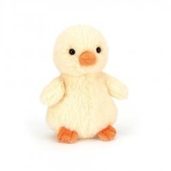 Fluffy Yellow Chick