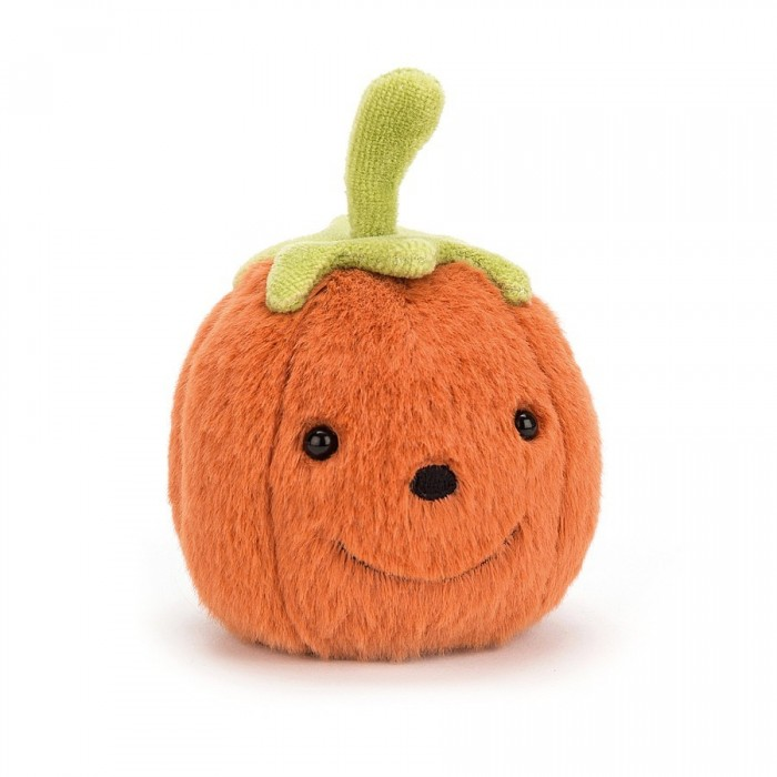 Fluffy Pumpkin
