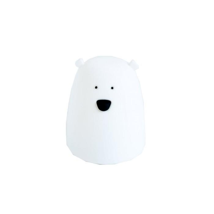 Rabbit & Friends Lampka Miś mały biały