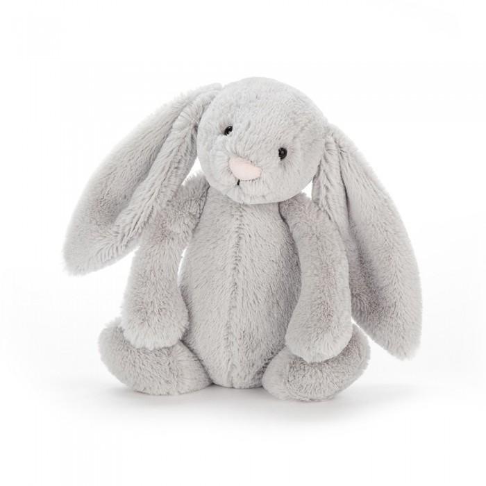 Króliczek Bashful Silver Bunny Chime