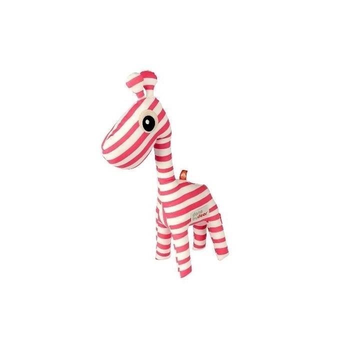 Przytulanka Done by Deer Zoopreme Żyrafa czerwona