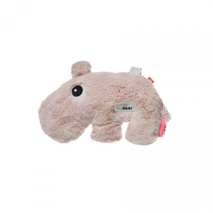 Przytulanka Done by Deer Ozzo Hipopotam różowy