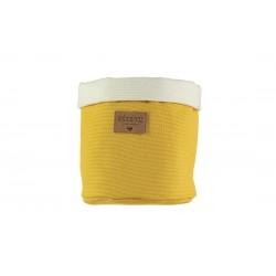 Kosz Nobodinoz Tango farniente yellow