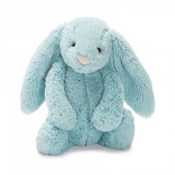 Króliczek Bashful Aqua Bunny